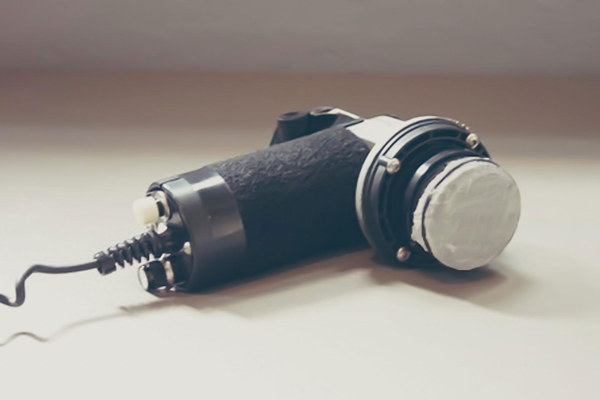 Vibracussor Instrument
